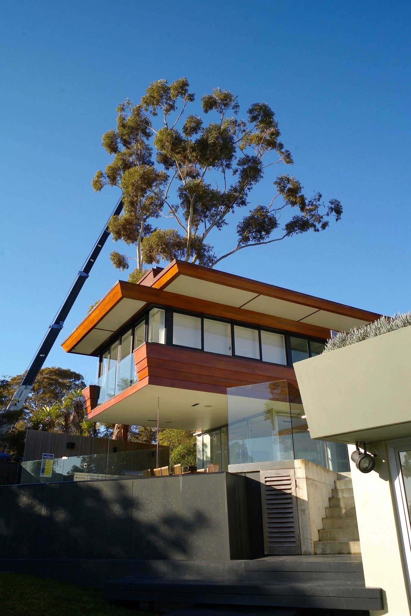 Crane Access